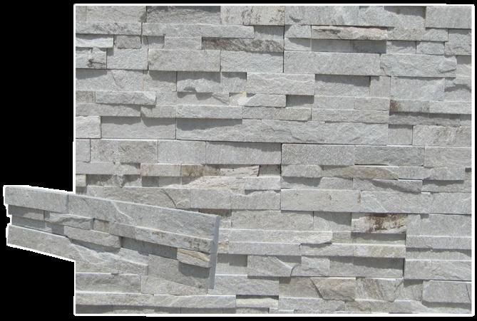 Wandverkleidung Naturstein Paneele : Paneele aus Naturstein Verkleidung mit stein